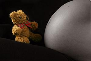 Teddy wartet schon …
