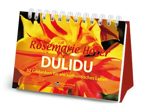 DULIDU – 52 Gedanken für ein authentisches Leben ab Anfang Dezember 2014 im Handel
