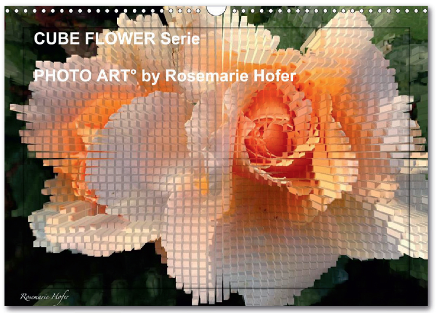 CUBE-FLOWER-PHOTO-ART°-by-Rosemarie-Hofer--Kalender-&-Posterbooks