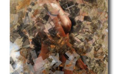 GEOMETRIC auch als Fotoshooting möglich – vom Portrait zum Kunstwerk