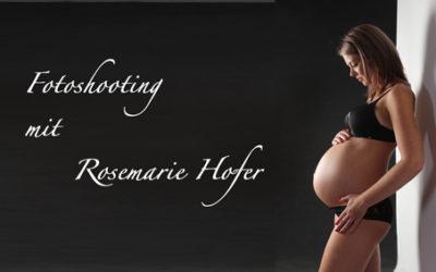 Das Babybauch-Fotoshooting