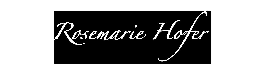 rosemariehofer.com